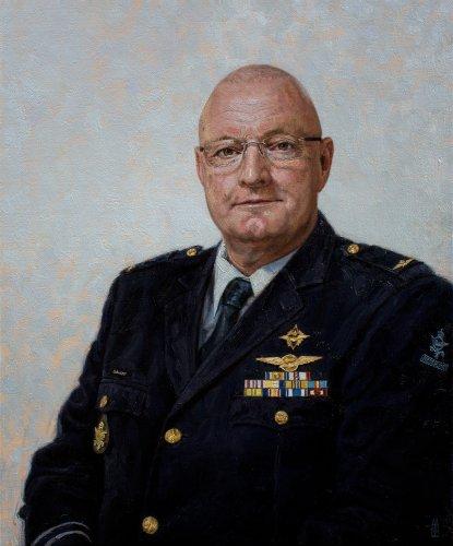 Commandant Luchtstrijdkrachten, Luitenant-Generaal b.d. Alexander Schnitger