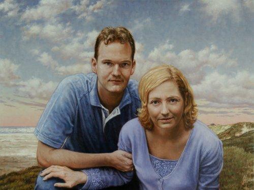 Eva en Lennert